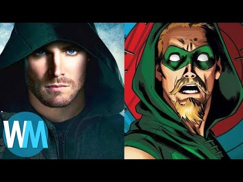 Top 5 Things Arrow Has Gotten Wrong About Green Arrow