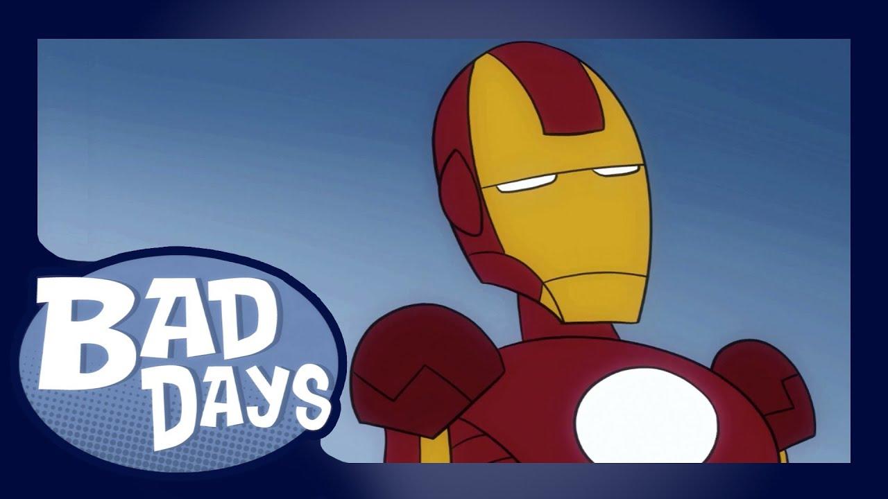 Download Iron Man - Bad Days - Episode 11