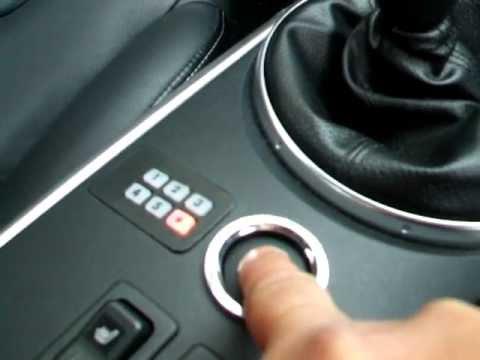 DIY Mazda RX8 Keyless Ignition And Start Button