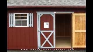 Garden Sheds | Quaker Style Storage Sheds | Ottawa Sheds | Belleville Sheds | Brockville | Kingston
