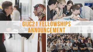 Global Investigative Journalism Conference Fellowships Announcement! #GIJC21
