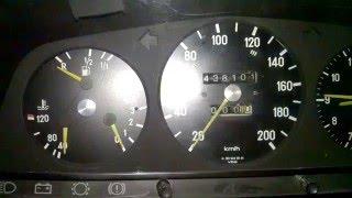 v2Movie : mercedes sprinter 906 with om602 turbo diesel engine