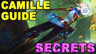 Camille GUIDE Ability Secrets + Tips + Item Build | League of Legends PBE