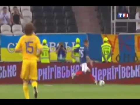 Ukraine - France 1-4 Gameiro Kaboul Martin. ( 6 Juin 2011 )