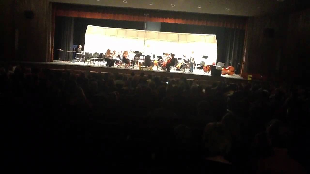 Land of a Thousand Dances 8th Grade Orchestra