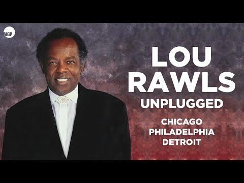 11. Something - Lou Rawls (Unplugged) Chicago - Philadelphia - Detroit