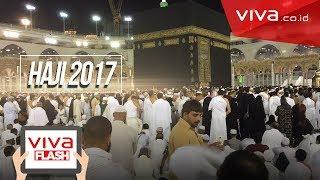 Alasan Kiswah Kabah Digulung Saat Musim Haji
