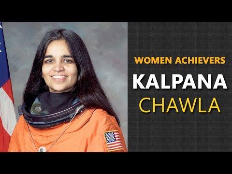 the person i admire the most kalpana chawla