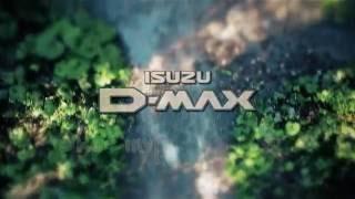 Isuzu D-Max: test drive in Sochi