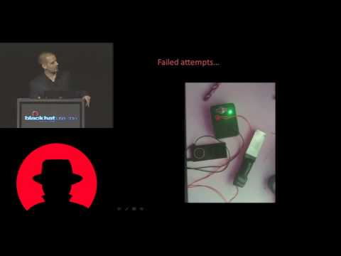 DEF CON 18 Hacking Conference Presentation By BONUS BLACK HAT- Barnaby Jack - Jackpotting Automated