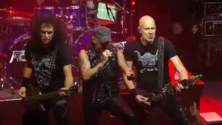 Accept - London Leatherboys + Restless And Wild Live @ Rock At Sea 2015-11-20
