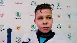 День 3  Международный юношеский хоккейный турнир «Кубок ŠKODA 2018»