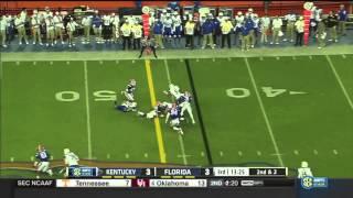 2014: Florida Gators vs. Kentucky Wildcats (3OTs)
