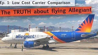 Allegiant Airlines Airbus A319