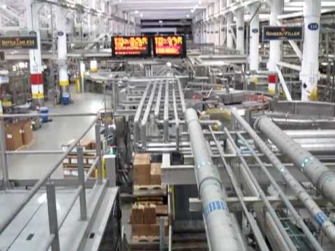 Anheuser-Busch Brewery Production Facility, St Louis Missouri