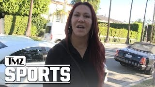 Cris Cyborg -- Bring On Holly Holm ... She Won
