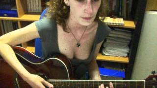 Gotye Somebody That I Used To Know Cover Guitar AVI
