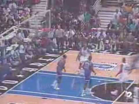 Magic Johnson vs. Jordan & Isiah Thomas