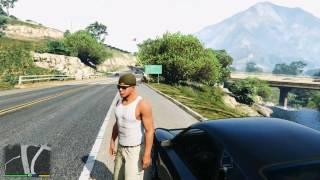 GTA 5 Reshade depth of field install gameplay