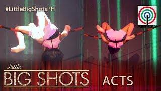 Little Big Shots Philippines: Kriska | 7-year-old Hammock Girl