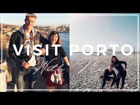 PORTO  | PORTUGAL  TRAVEL GUIDE  + MUST-SEE ATTRACTIONS - VLOG