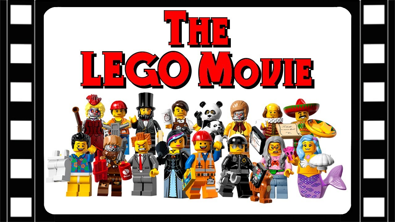 Complete Lego Movie Collectible Minifigure Series Lego 71004 Review Brickqueen Youtube