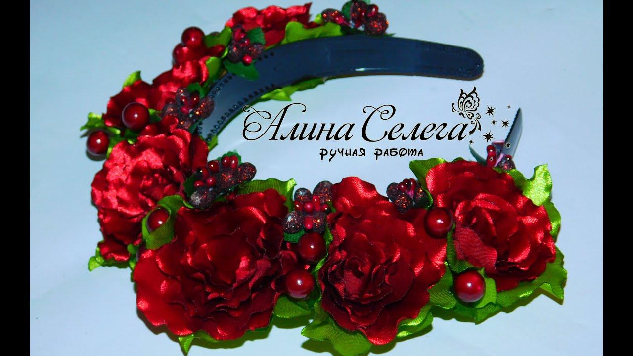 Объемная открытка с цветами внутри Открытки 9