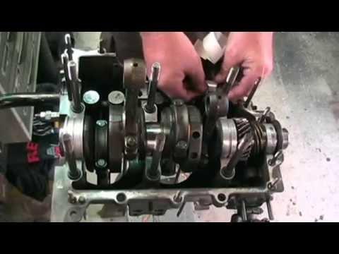 Ensamble de motor VW Vocho 1600cc (Parte 2)