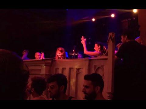 DJ Honey Dijon gives gratitude @ Ladyfag's July 4th 2016 BATTLE HYMN, NYC