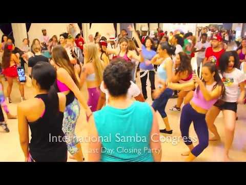 Samba & Brazilian Dance is also about Community/ Reporting from the International Samba Congress