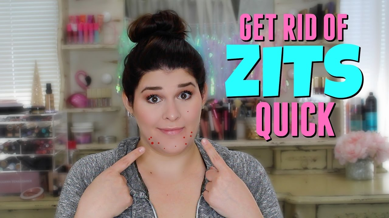 How To Get Rid Of Pimples Overnight Youtube