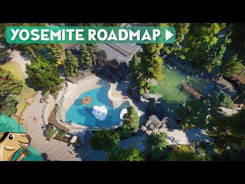Yosemite Valley Zoo 2021 Roadmap  Planet Zoo Update