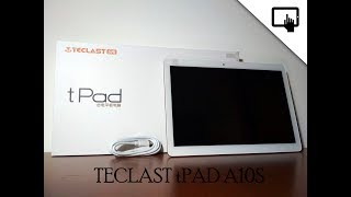 TECLAST tablet A10S - Flash Review ENG