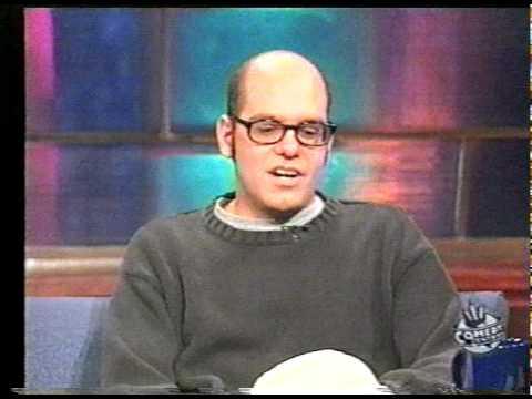David Cross interview 1998
