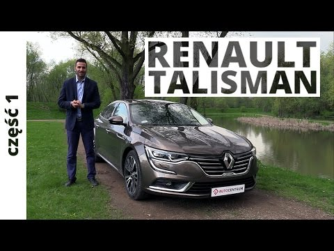 Renault Talisman 1.6 Energy TCe 200 KM, 2016 - test AutoCentrum.pl #267