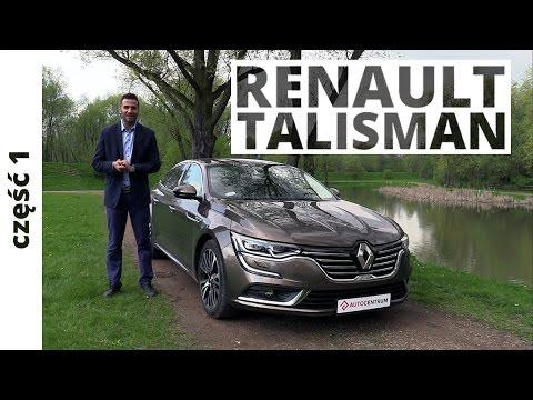 Renault Talisman 1.6 Energy TCe 200 KM, 2016 test AutoCentrum.pl 267