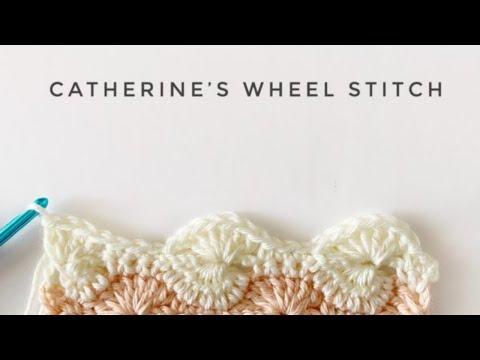 Crochet Catherine's Wheel
