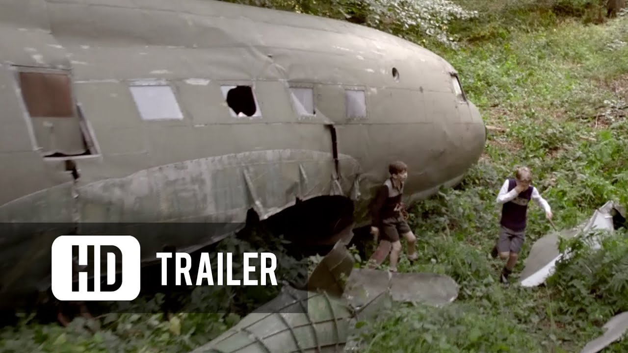 Oorlogsgeheimen (2014) - Official Trailer [HD]