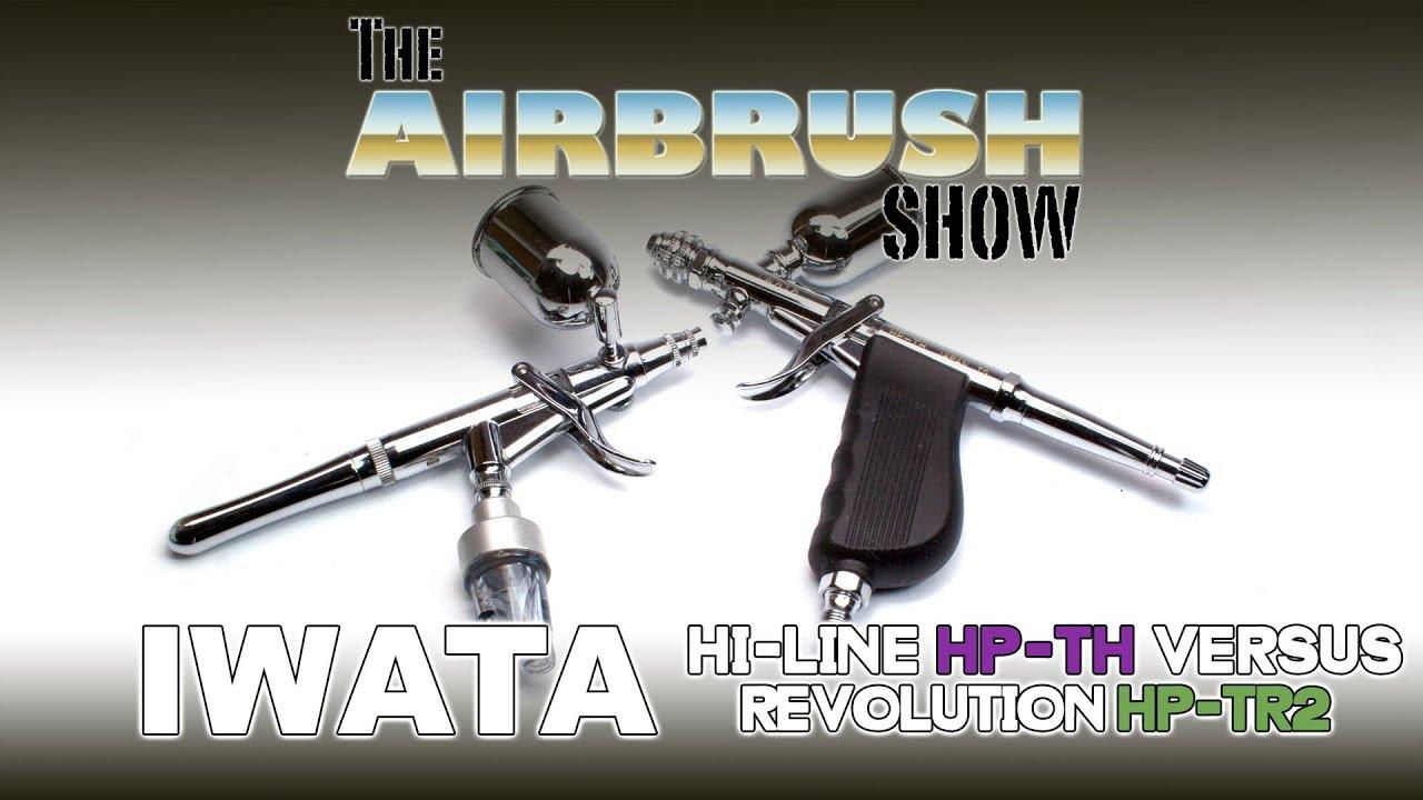 iwata HP-CR Revolution Airbrushpistole Airbrush 0,3mm