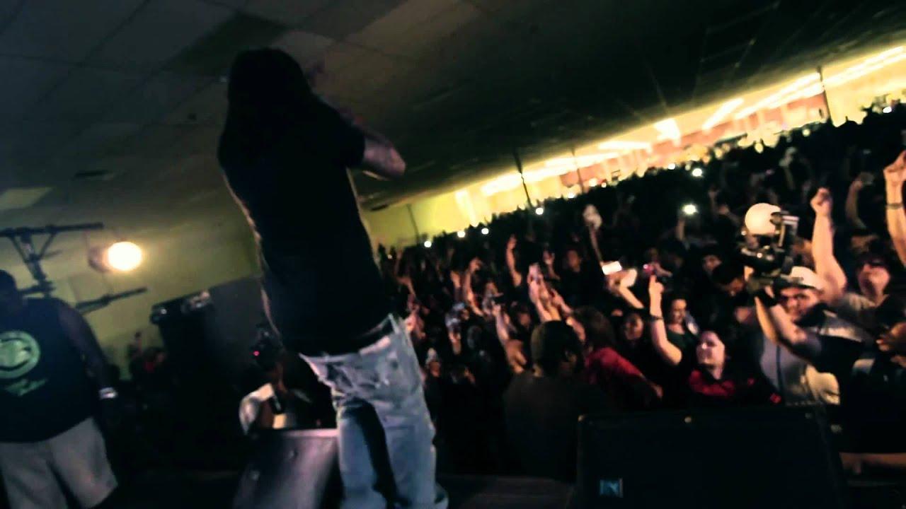 Ace Hood n Waka Flocka Flame - Live At Los Magnificos Car ...
