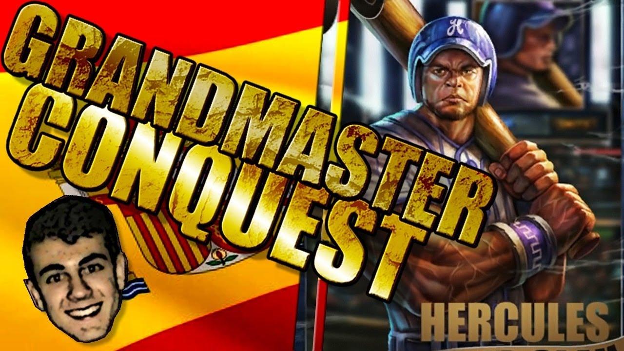 Smite   GrandMaster Ranked   Pasando la Mopa con Hércules