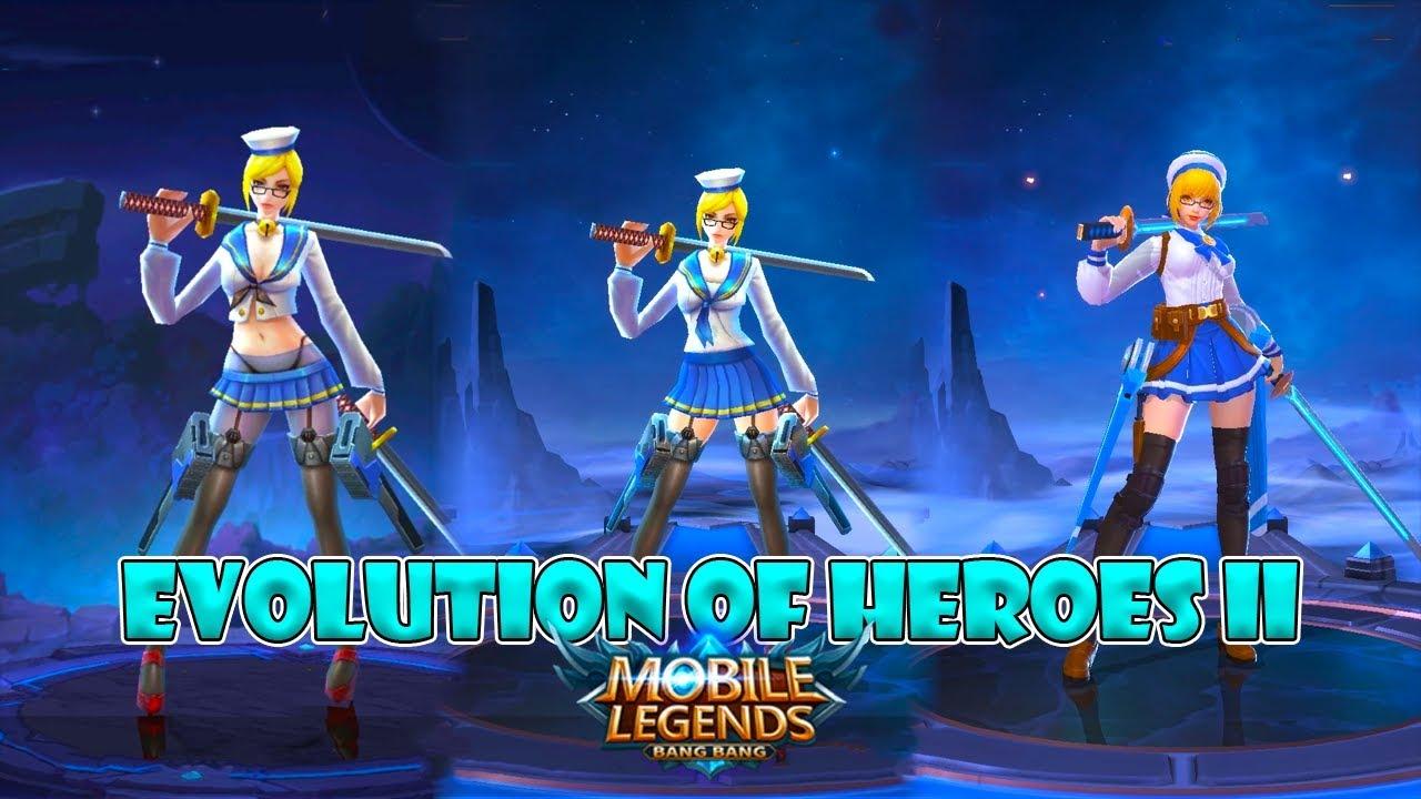 Mobile Legends Evolution of Heroes II   Sequel   Part 2