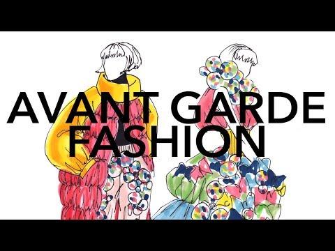 How to Design Avant Garde Fashion