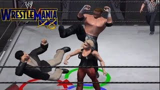 nL Not So Live - WWE WrestleMania X8 (Gamecube) [06/09/18]