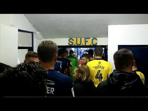 Access All Areas - Southend United 0-0 Oxford United