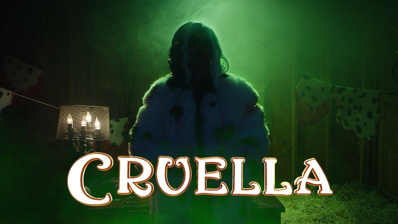 CRUELLA (Official Teaser Trailer)