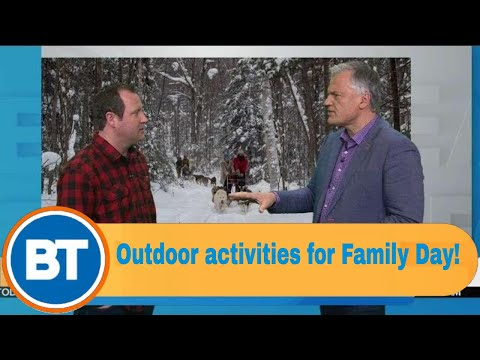 Outdoor activities for Family Day!