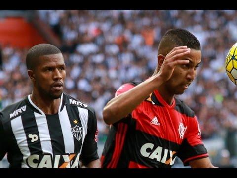Atlético-MG 2 x 2 Flamengo, Melhores Momentos - Série A 29/10/2016