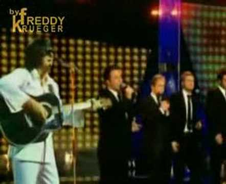Roy Orbison feat. Westlife - Pretty Woman Live