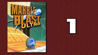 [MvG] Marble Blast Ultra Race [PC] // Part 1